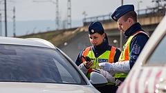 Megint razziáztak az utakon a rendőrök