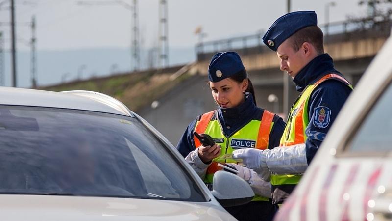 Itt a hétfői baleseti statisztika a magyar utakról