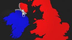 Ír-észak-ír határ: Boris Johnson lelepleződött?