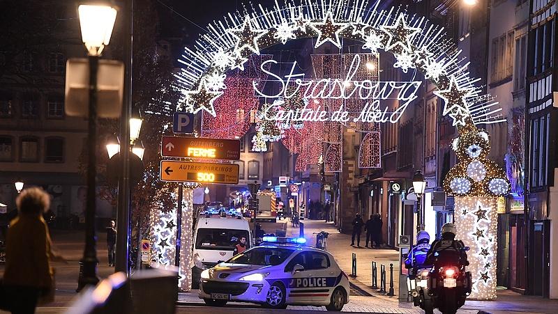 Lövöldözés volt Strasbourgban: négyre emelkedett a halottak száma
