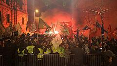 Bejárja a világsajtót a budapesti kormányellenes tüntetés
