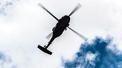 Közbeszerzésen keres helikopterjavítót a rendőrség