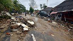 Súlyos cunami Indonéziában