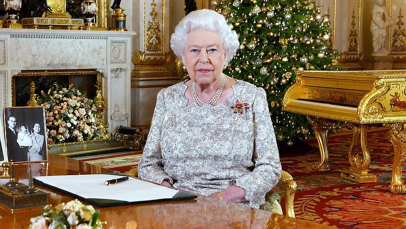 Erzsébet királynő részt vett egy nyilvános eseményen