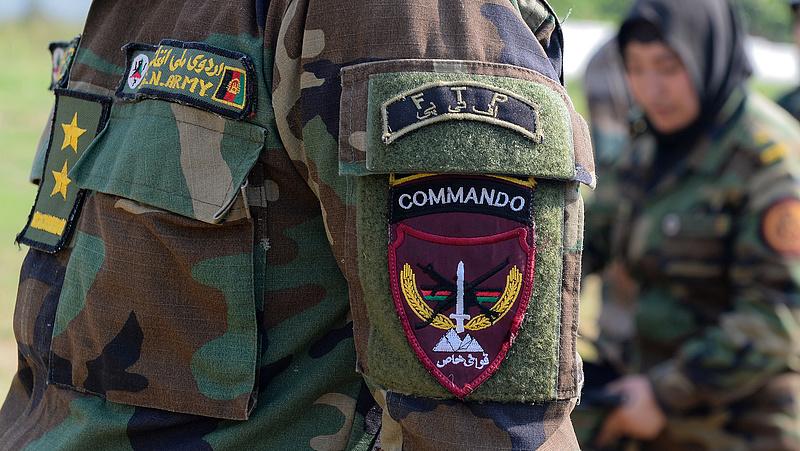 Évi 150 millióval támogatja a magyar kormány az afgán hadsereget