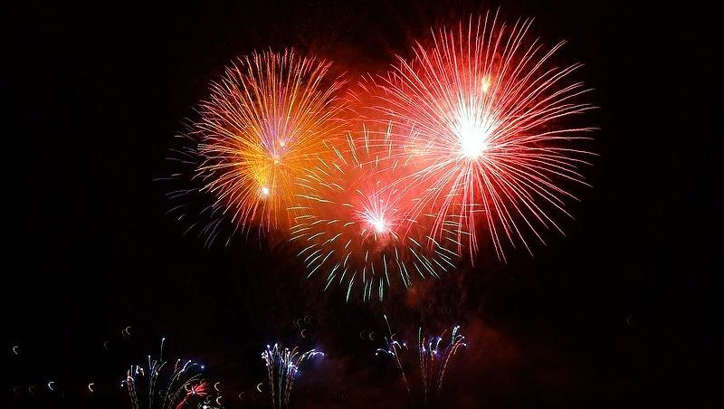 Félórás lesz a holnapi tűzijáték