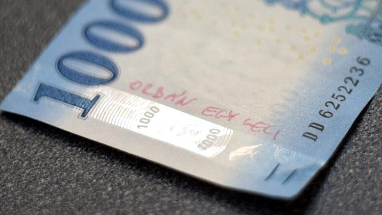 Sérült és hiányos bankjegyek beváltása | Bank