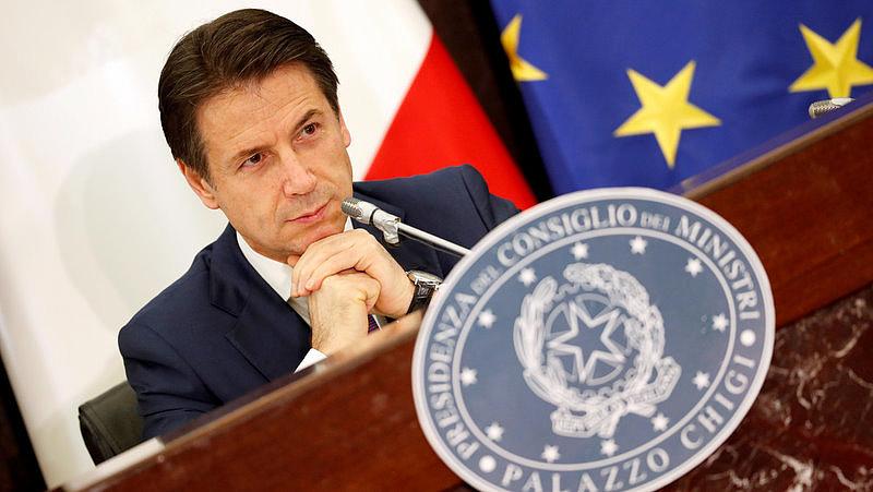 Koronavírus: ennyit szán kárenyhítésre az olasz kormány