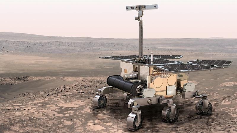 Az ősi élet nyomai után a Mars holdjain érdemes kutatni, állítják japán tudósok