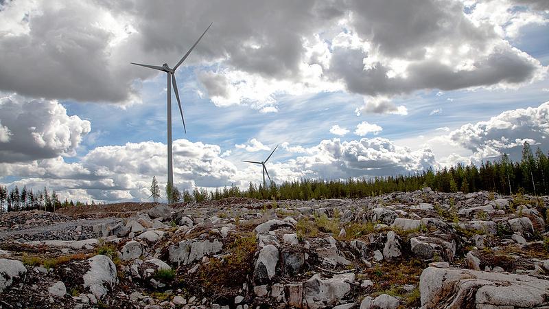 Megüzenték: ha zöld hidrogént akartok, építsetek minél több szélerőművet