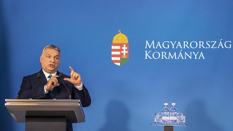 Orbán Viktor célokról és tervekről beszélt