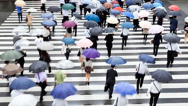 Szerdán vigyen magával esernyőt!
