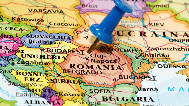 Az igazságügyi törvények módosítása ellen tüntettek Romániában