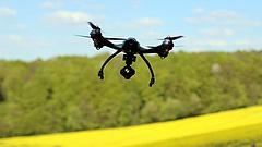 Rendszámot kapnak a drónok