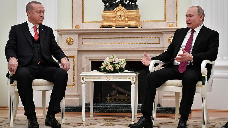Újabb kínos részlet az Erdogan-látogás körüli botrányról