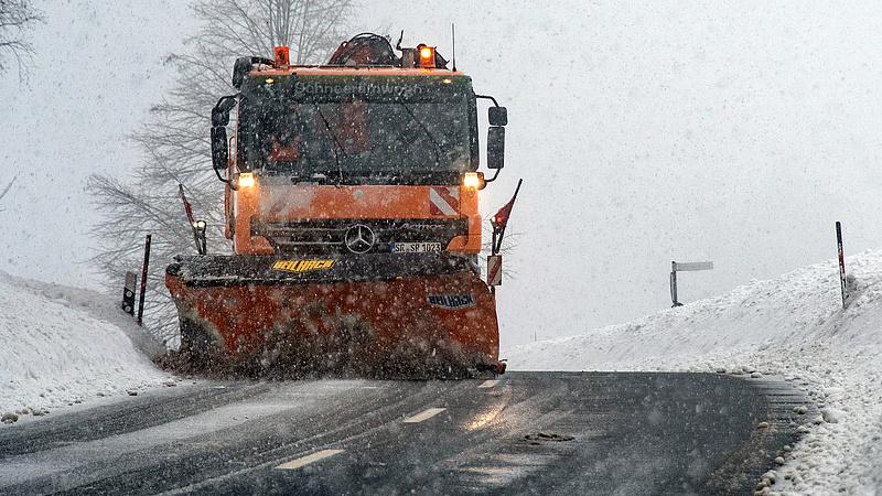 Téli időjárás és közlekedés: így állunk ma