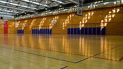 Drágul a DVTK kosárlabda csarnokának építése