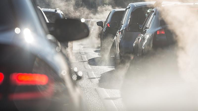 15 városban rossz most a levegő minősége