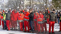 Német szakszervezetek tanították a győri sztrájkot szervező audisokat