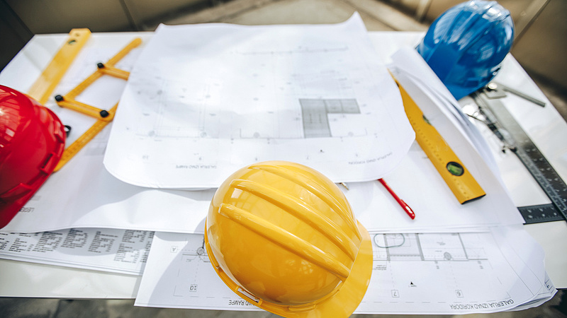 Megtorpant az építőipari növekedés