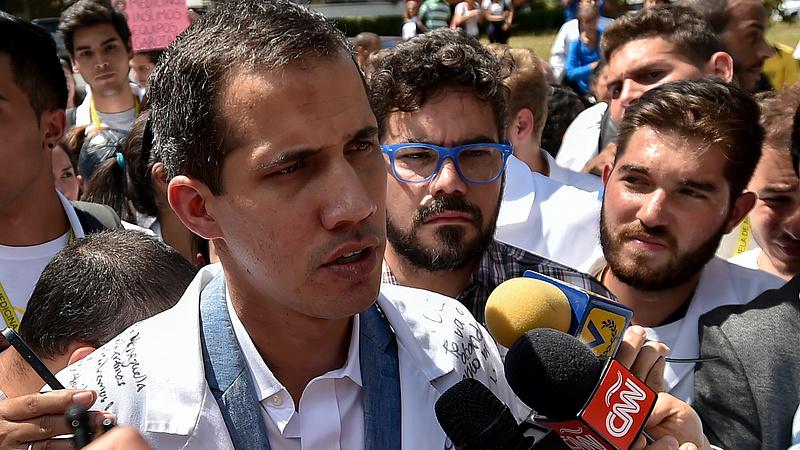 Venezuelai válság: megszólalt az amerikai alelnök