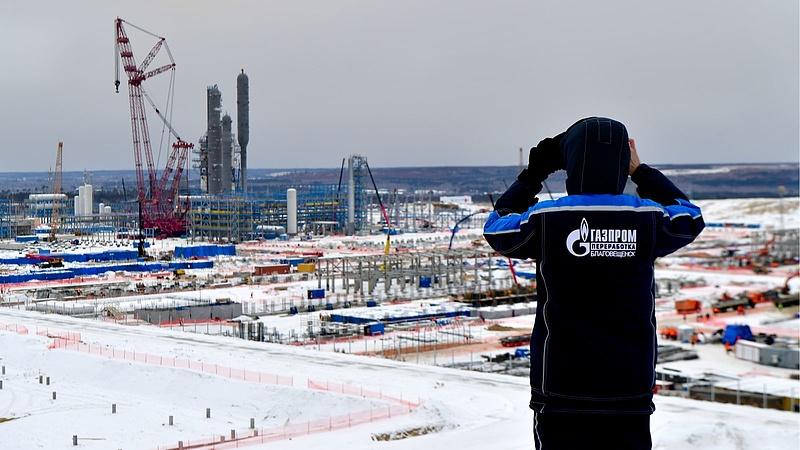 Soha nem volt még olyan jó éve a Gazpromnak, mint tavaly