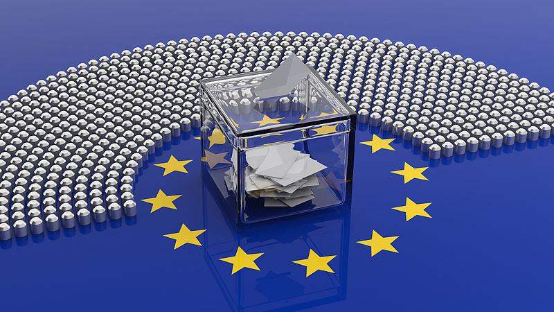 Kisorsolták - így fog kinézni az EP-szavazólap