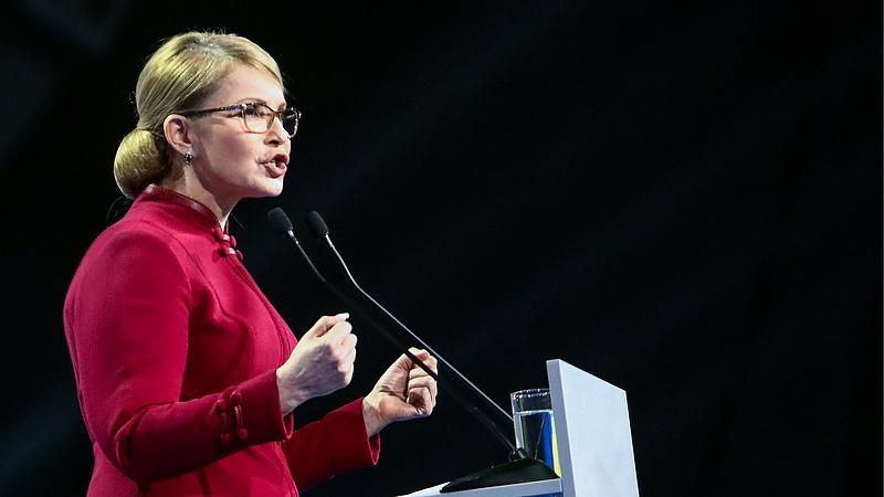 Timosenko koalícióra lépne az új ukrán elnök pártjával