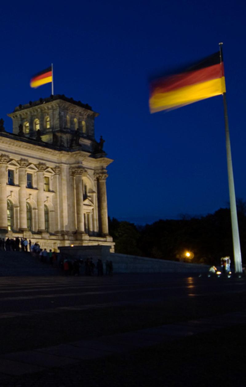 Németországból elnök lett