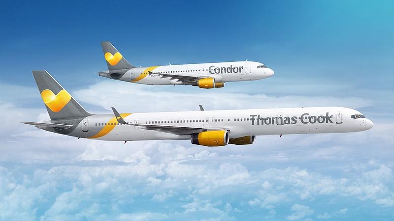 A németek kisegítik a Condort, a Thomas Cook légitársaságát