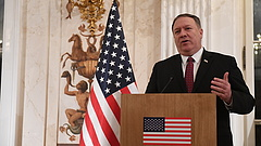 Az amerikai külügyminiszter elhalasztotta ukrajnai látogatását