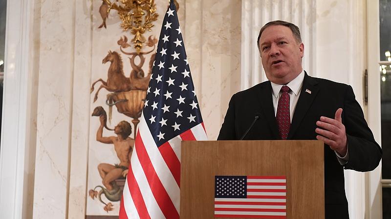 Az USA segítséget ajánlott fel Iránnak