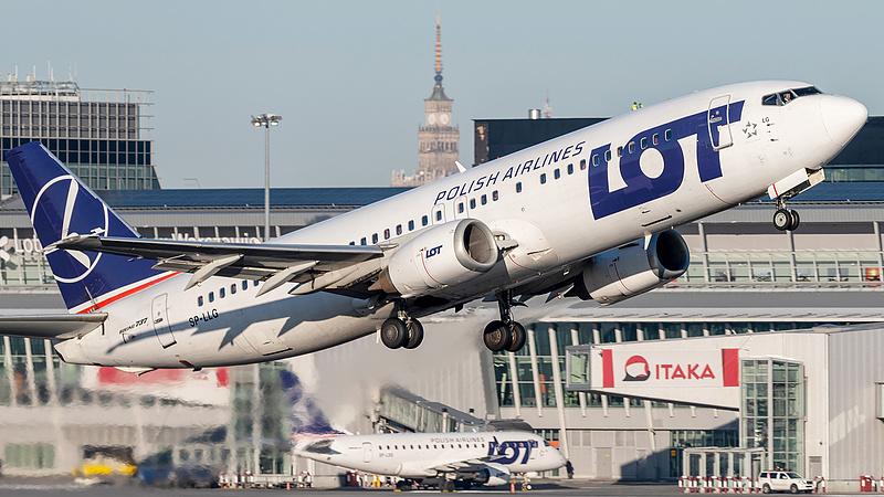 Brüsszelbe és Bukarestbe indít új járatokat a LOT Budapestről