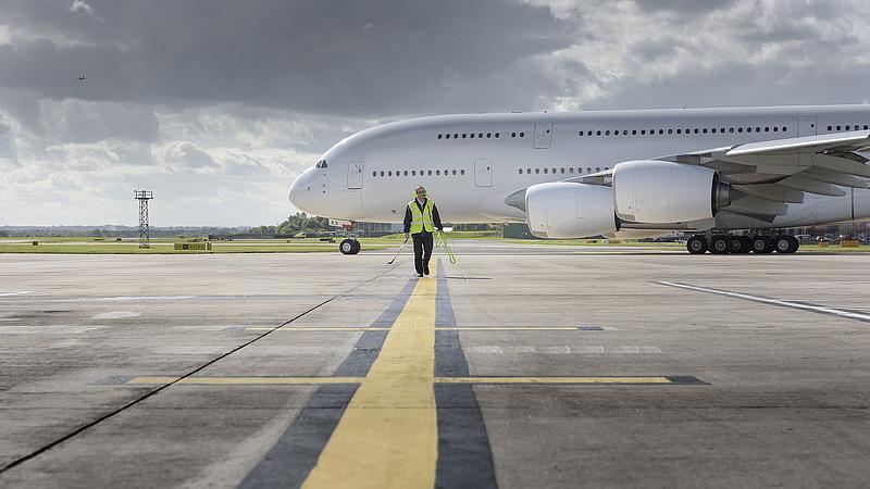 Kifakadt az Airbus egyik alelnöke
