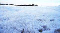 Már hó takará el a Kékestetőt