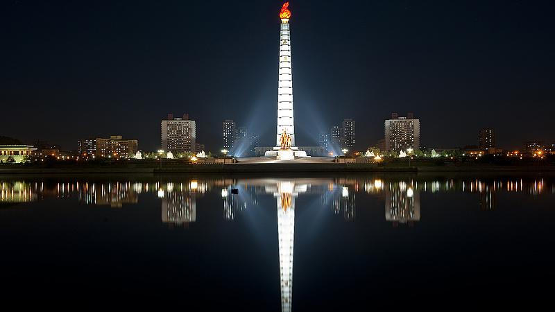 Földrengés volt az észak-koreai-kínai határon