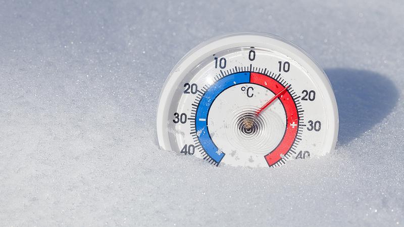 Érkezik a szezon első komoly sarkvidéki hidegbetörése - a havazás sem kizárt