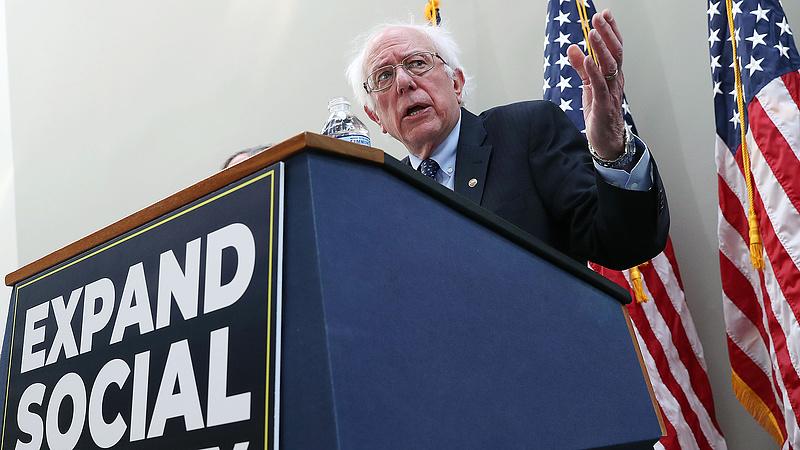 Újra nekifut Bernie Sanders az elnökválasztásnak