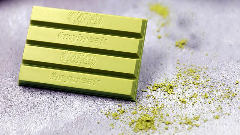 Zöld teás csokit dob piacra Európában a Nestlé