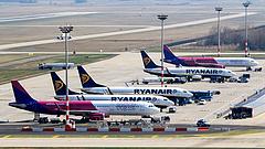 Csomagkezelés - nagyon megbüntették a Ryanairt és a Wizz Airt