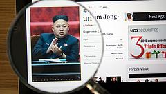 Kim Dzsongunról jelentett a tajvani hírszerzés vezetője