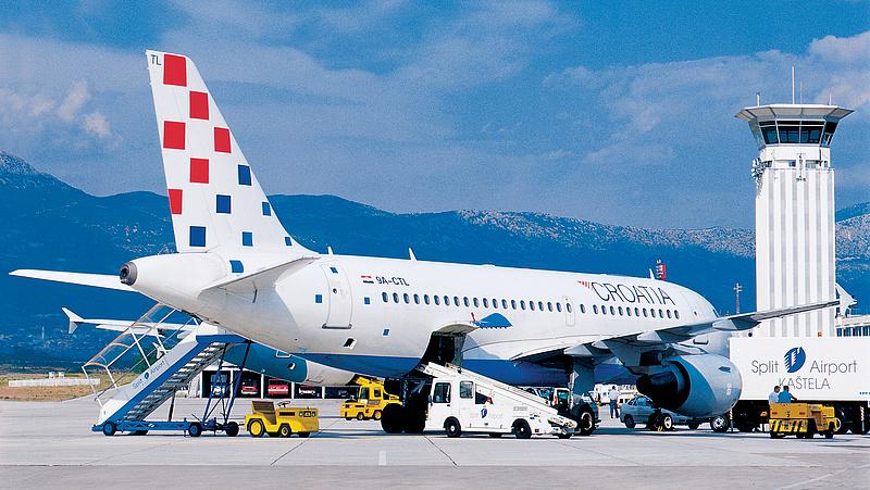 Bajban van a horvát nemzeti légitársaság