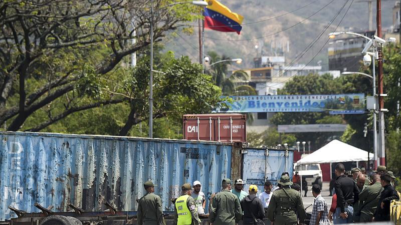 Venezuelai válság: üzenet érkezett Brüsszelből