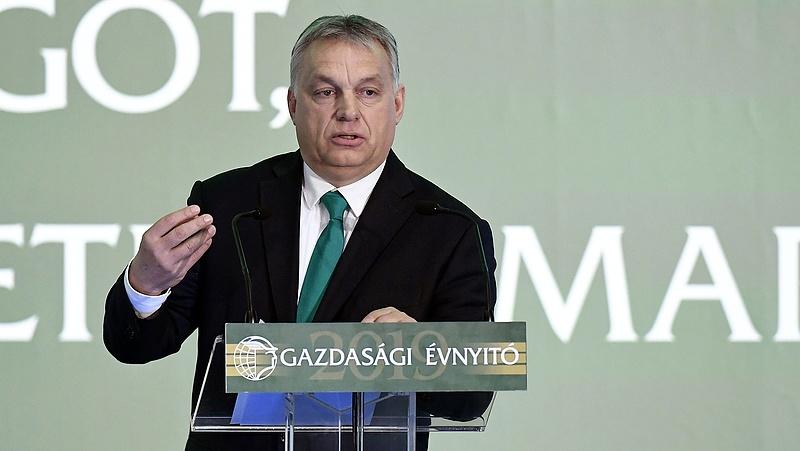Orbán hat célt tűzött ki Magyarország elé