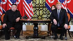 Trump finoman megfenyegette Kim Dzsong Unt