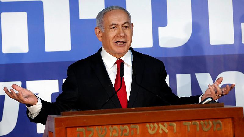 Most már biztos: Netanjahu nyerte az izraeli választásokat