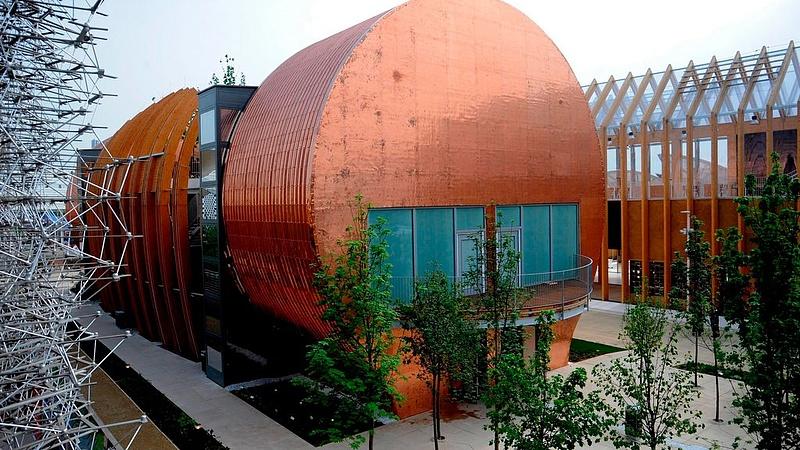 Mégis újraépítik a botrányos magyar pavilont