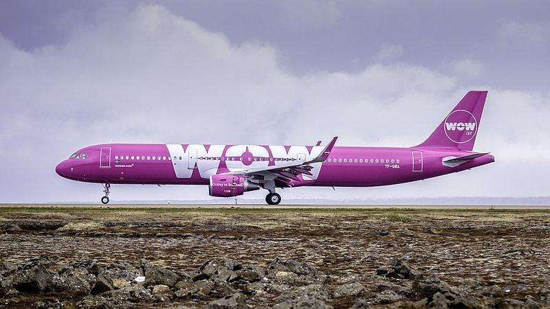 Ennyi volt - törölte összes járatát az izlandi Wow Air