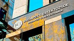 Csak az OTP bírta a blue-chipek közül a zöld Budapesten