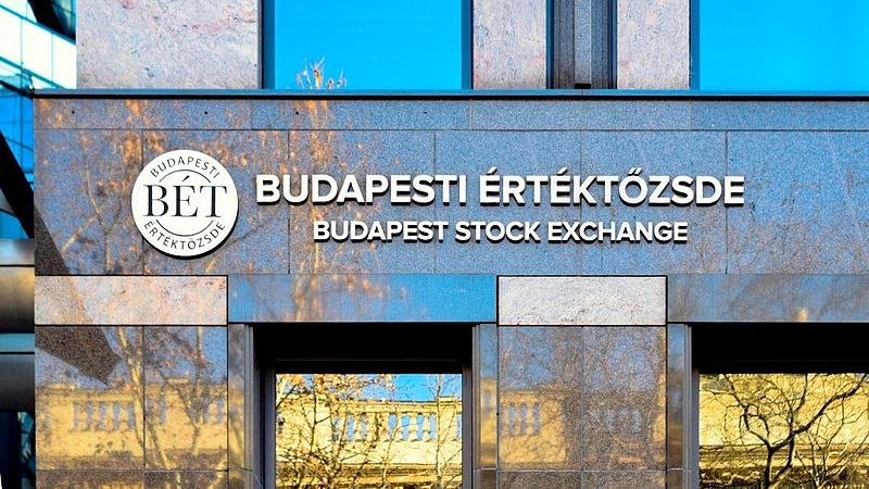Csökkenéssel zárt Budapest